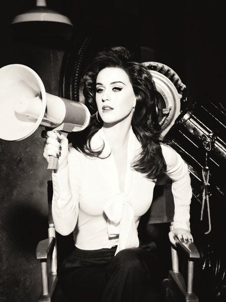 Katy Perry's new advertising campaign for Ghd.