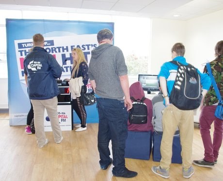 Newcastle College Freshers Fair