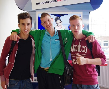 Newcastle College Freshers Fair