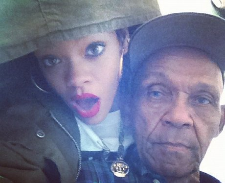 Rihanna's grandad