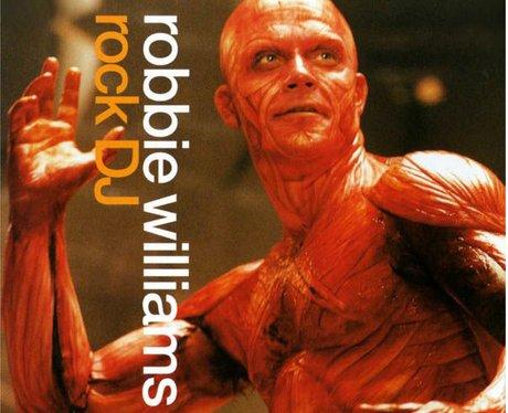 Robbie Williams 'Rock DJ'