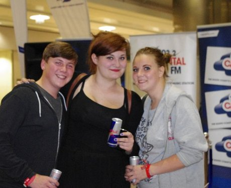 Student Lock-In - Westquay