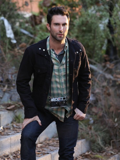 Adam Levine in American Horror Story: Asylum.