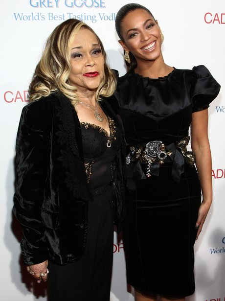 Beyonce and Etta James