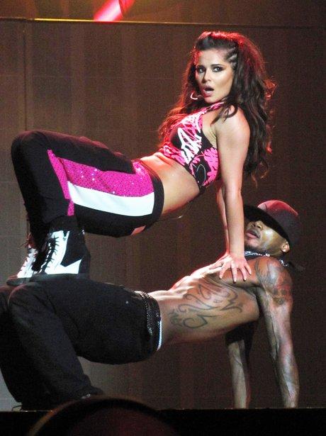 Cheryl Cole's 'A Million Lights' UK tour.