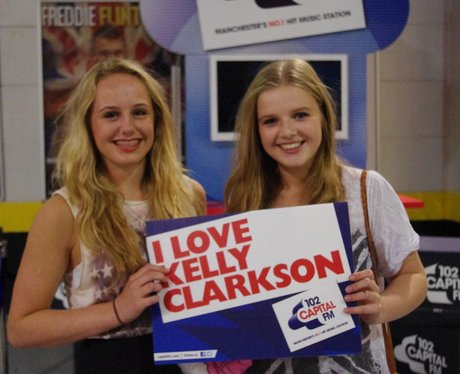 Kelly Clarkson - Manchester Arena