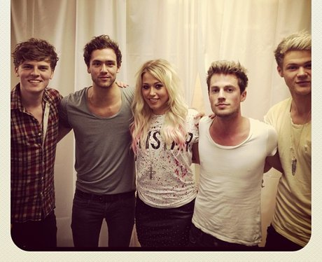 Lawson and Amelia Lily.