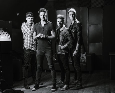 Lawson promote their debut album 'Chapman Square'