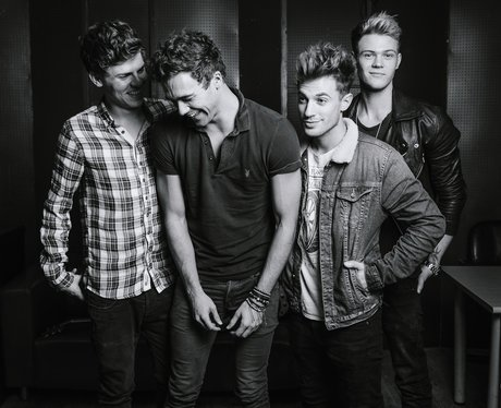 Lawson pose for a new photoshoot.