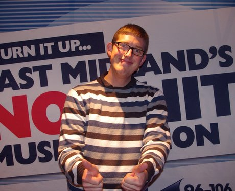 Student Radio Awards Nomination Party