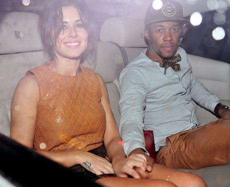 Cheryl Cole and Tre Holloway wrap her tour.