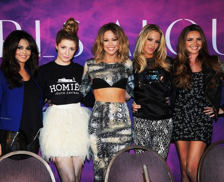 Girls Aloud announce their return in Autumn 2012