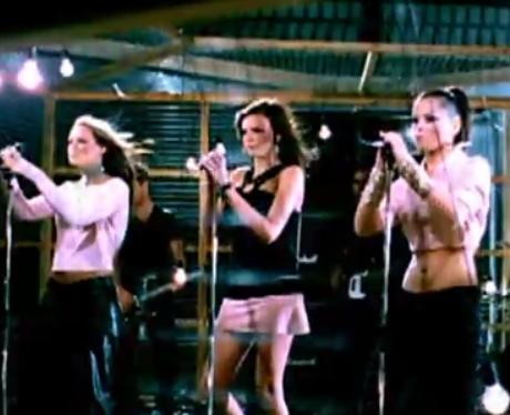 Girls Aloud 'Sound Of The Underground'