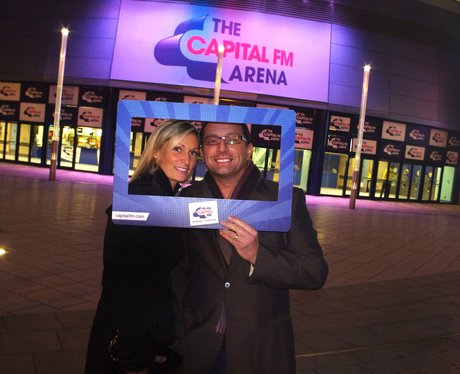 John Bishop At The Capital FM Arena