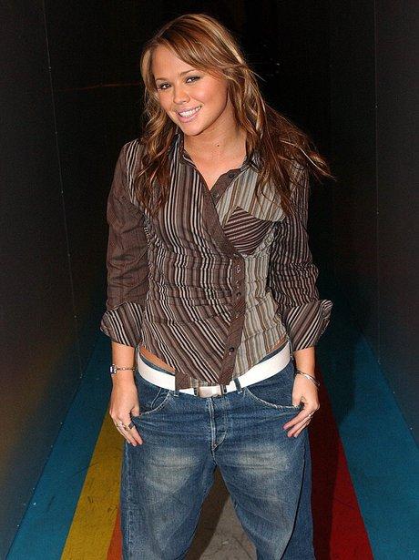 Kimberley Walsh 2003