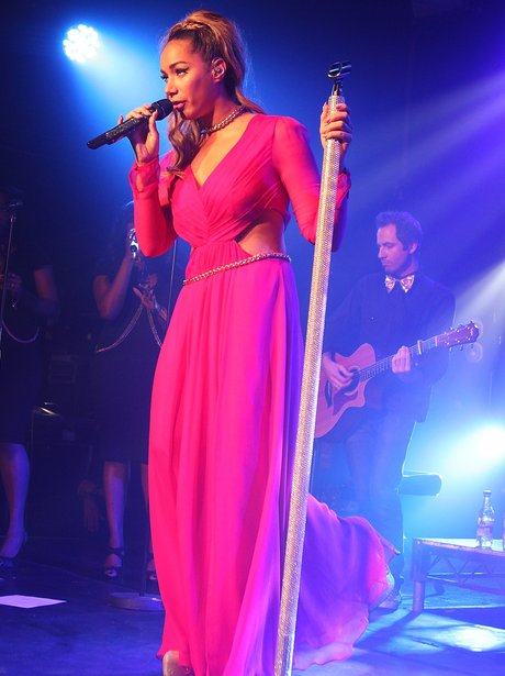 Leona Lewis performs at G-A-Y.