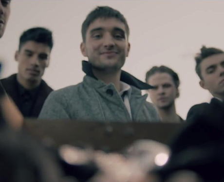 The Wanted 'I Found You' Video
