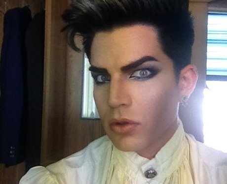 Adam Lambert Halloween costume