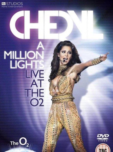Cheryl 'A Million Lights' Tour DVD