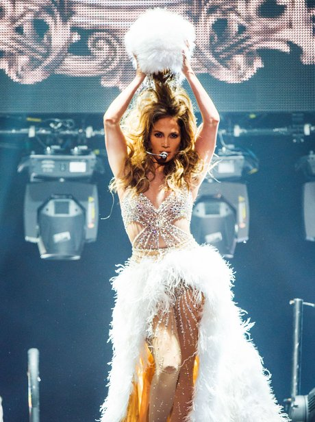 Jennifer Lopez uk tour