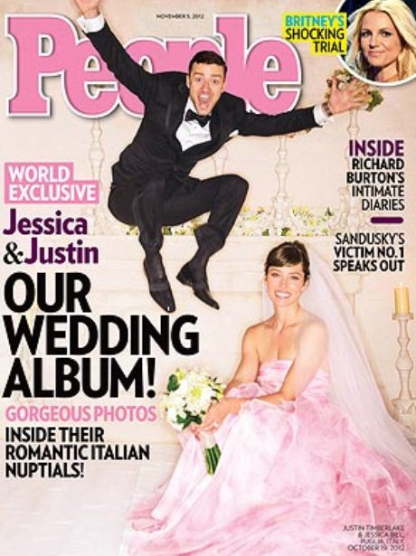 Justin Bieber and Jessica Biel get married