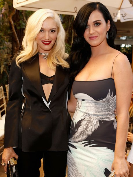 Katy Perry and Gwen Stefani