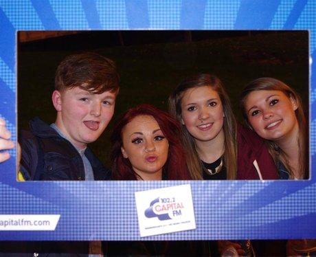 Labrinth fans in Birmingham