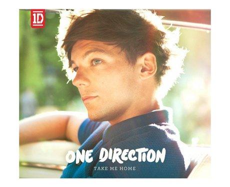 Louis Tomlinson 'Take Me Home' Album Cover