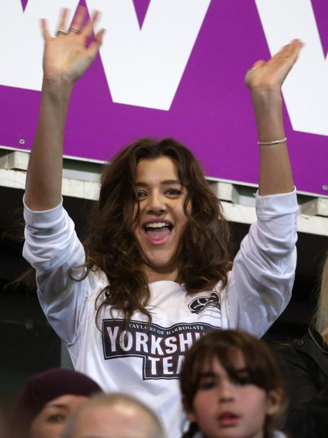 Louis Tomlinsons girlfriend, Eleanor Calder