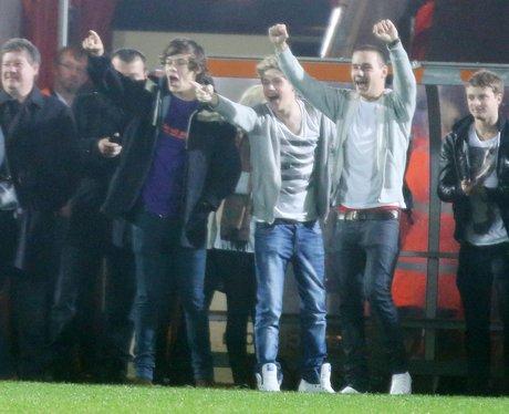 Harry Styles, Niall Horan, Liam Payne