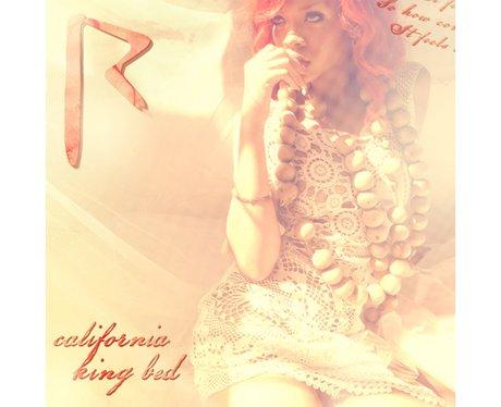 Rihanna 'California King Bed'