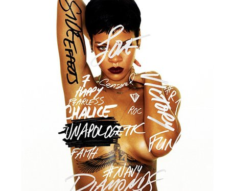 Rihanna 'Unapologetic'