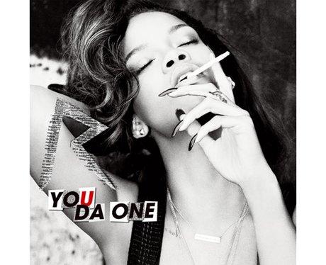 Rihanna 'You Da One'