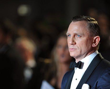Daniel Craig Skyfall Premiere