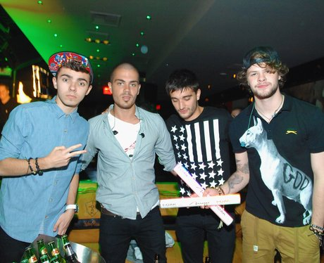 The Wanted las vegas