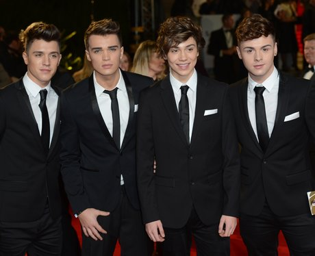 Union J Skyfall