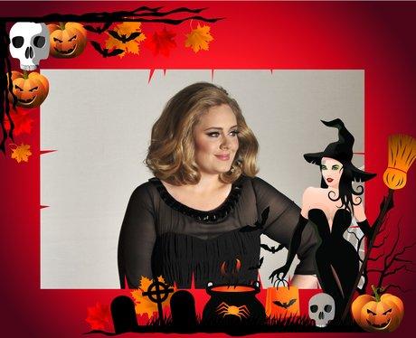 Adele Halloween