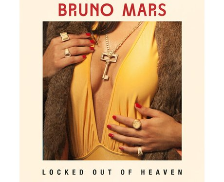 Bruno Mars 'Locked Out Of Heaven'