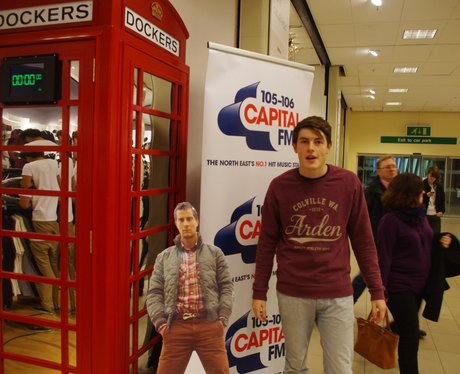 Capital with Dockers Alpha Tour