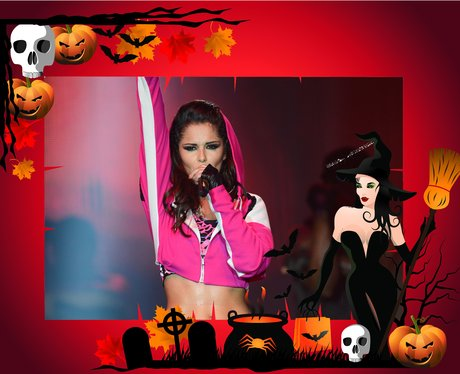 cheryl Halloween