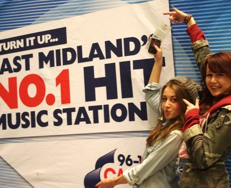 Ed Sheeran at The Capital FM Arena