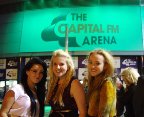 Ed Sheeran at The Capital FM Arena