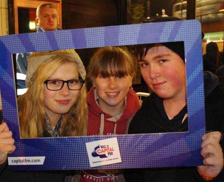 Ed Sheeran Fans In Birmingham