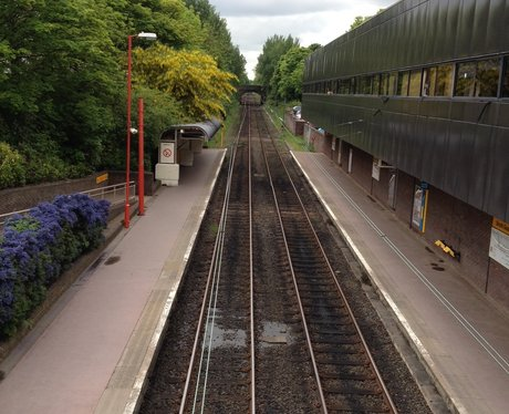 Tyne and wear metro station