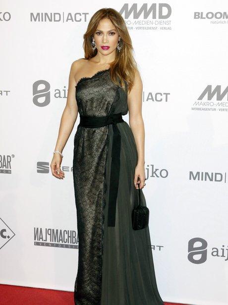 Jennifer Lopez in Duesseldorf.