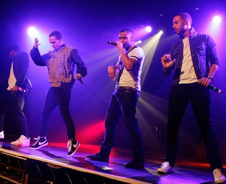 JLS perform for G-A-Y London.