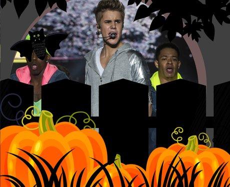 Justin Bieber Halloween