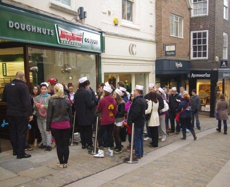 Krispy Kreme - Durham
