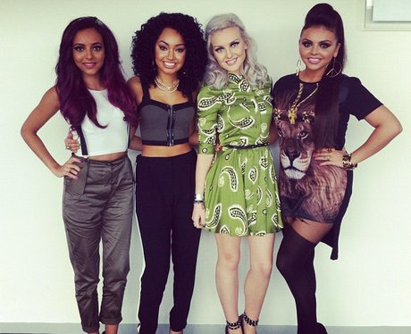 Little Mix in Australia