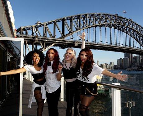 Little Mix in Sydney, Australia.